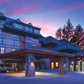 Marriott's Timber Lodge Tahoe Exterior