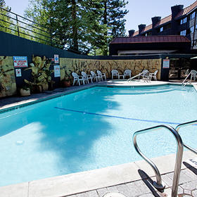 Tahoe Seasons Resort Pool