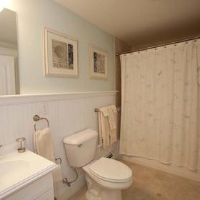 Sheepscot Harbour Village Resort & Spa — Bathroom