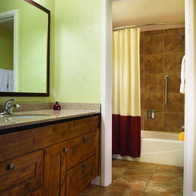 Marriott's Mountain Valley Lodge Bathroom