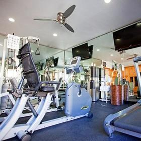 The Stardust Lodge Fitness Center