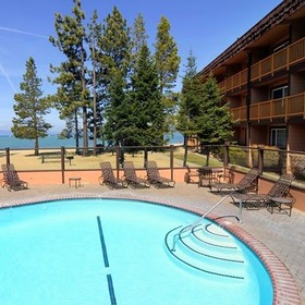 Tahoe Beach & Ski Club Pool