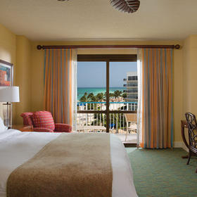 Aruba Marriott Surf Club Rooms