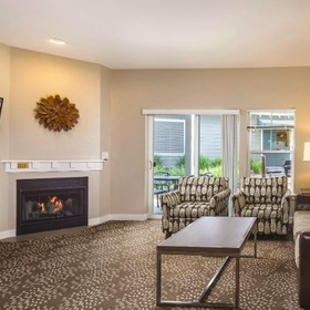 WorldMark Windsor Living Area