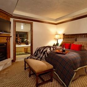 Hyatt Grand Aspen — Bedroom