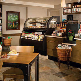 Marriott's Maui Ocean Club - Lahaina Villas Starbucks