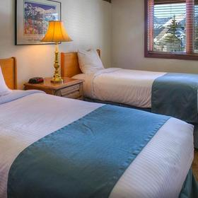 Gold Point Resort Bedroom