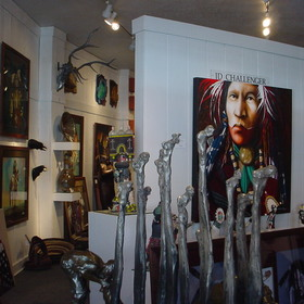 Villas de Santa Fe — Area Art Gallery