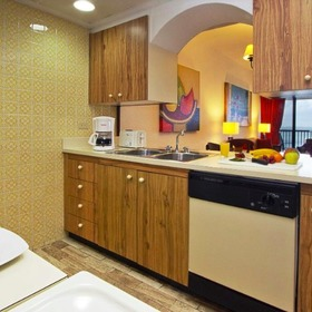 Royal Cancun Kitchen