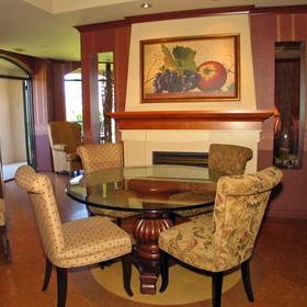 The Royal Private Residence Club Dining Area
