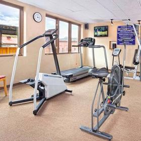 Wyndham Durango Fitness Center