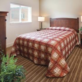 WorldMark Estes Park Bedroom