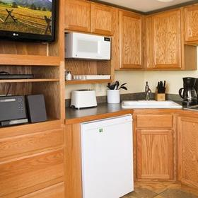 WorldMark Estes Park Kitchenette