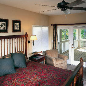 Owners Club at the Homestead — - Unit Bedroom