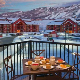 Wyndham Vacation Resorts Steamboat Springs — Balcony