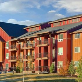 Wyndham Vacation Resorts Steamboat Springs — Exterior