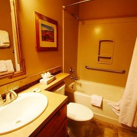 The Village at Steamboat — Bathroom