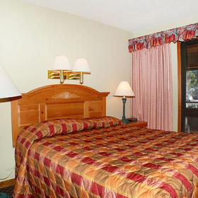 Thunder Mountain Resort Bedroom