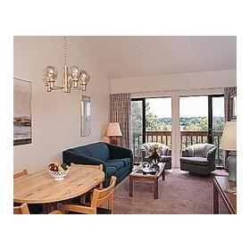 The Cove at Yarmouth - Unit Living Area