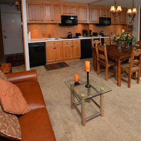 Vantage Point — Living and Dining Area