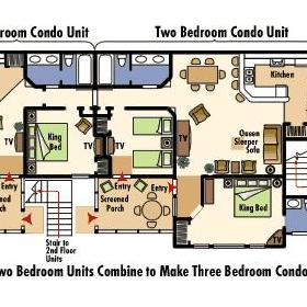 Ellington at Wachesaw Plantation East - Unit Floor Plan