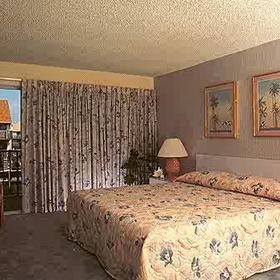 The Quarters at Marlin Cove — Bedroom at