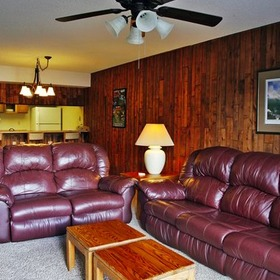 The Pines at Meadow Ridge Living Area