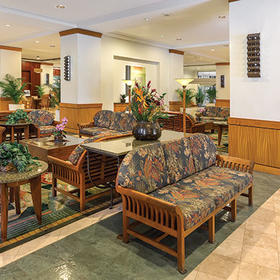 Waikiki Marina Resort at the Ilikai Lobby