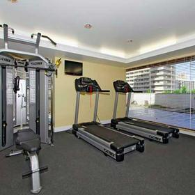 Wyndham Vacation Resorts Royal Garden at Waikiki — Fitness Center