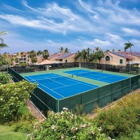 Kona Coast Resort II Tennis Courts