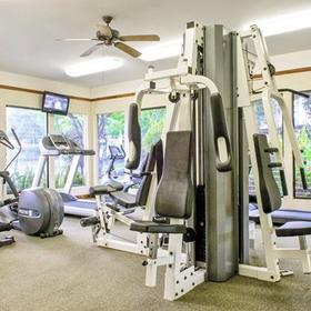 Wyndham Kona Hawaiian Resort Fitness Center