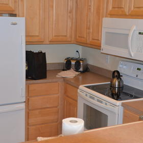 WorldMark Depoe Bay — Fully equipped kitchen
