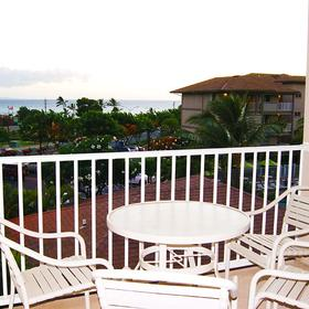 WorldMark Kihei Resort Lanai