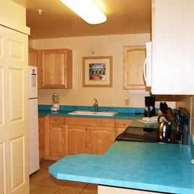 WorldMark Kihei Resort Kitchen