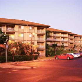 WorldMark Kihei Resort Exterior