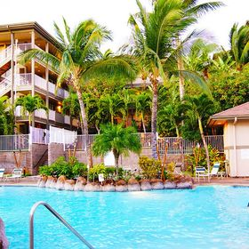 WorldMark Kihei Resort Pool