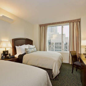 Marriott Vacation Club Pulse - New York City Guestroom