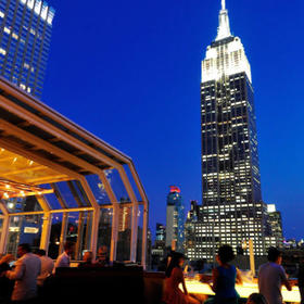 Marriott Vacation Club Pulse - New York City — the Top of the Strand
