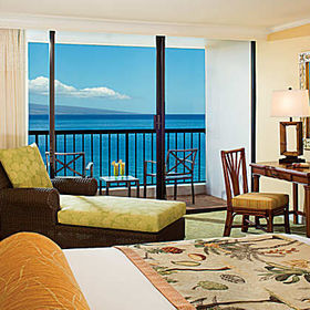 Marriott's Maui Ocean Club Bedroom