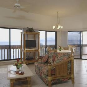 Hono Koa Resort — Living Area
