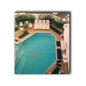 Atrium Resort — - pool