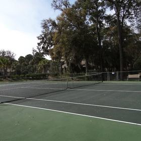 Egrets Pointe Townhouses Tennis Courts
