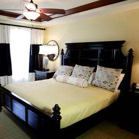 Harbourview Villas at South Seas Resort Bedroom