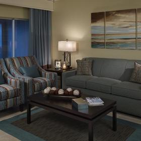 Summer Bay Orlando Resort Living Area