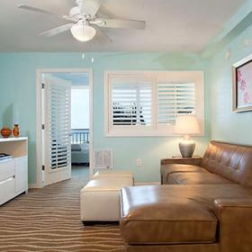 Daytona SeaBreeze Living Area
