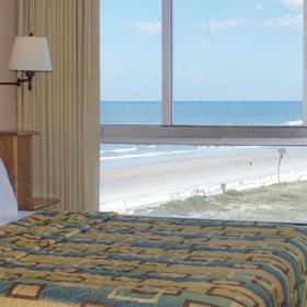 The Americano Beach Resort Bedroom