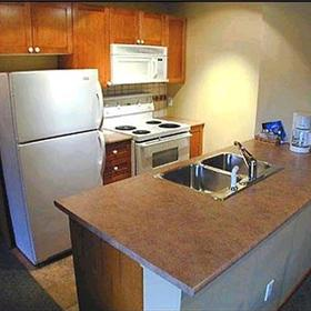 Worldmark Cascade Lodge - Unit Kitchen
