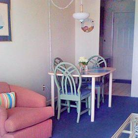 Sailfish Yacht Club Living Area