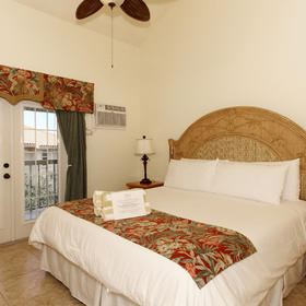 Beso del Sol Resort Bedroom