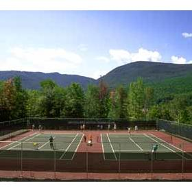 Smugglers' Notch Resort Tennis Courts